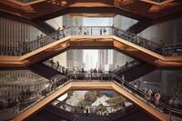 Thomas Heatherwick Showcases Woven Staircases