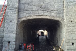 Precast to the Rescue for Train Station Project