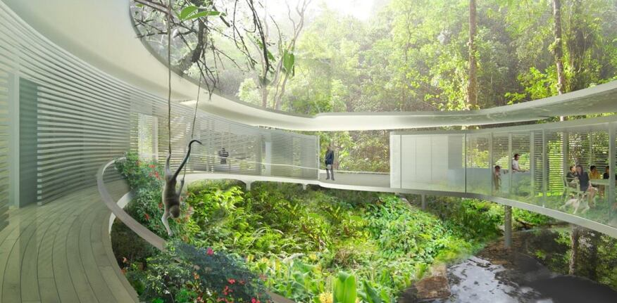 rafflesia zero energy house - Zero Energy Home Design