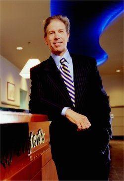 Carl Dranoff, president, Dranoff Properties Michael Pilla