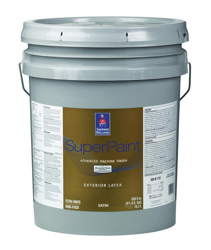 sherwin williams superpaint advanced machine finish builder magazine products finishes and