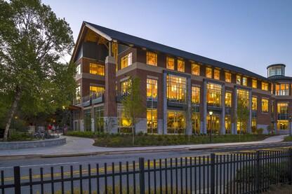 University of Georgia Bolton Dining Commons