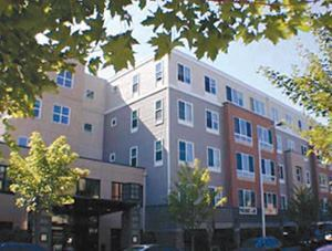 Portland, Ore.'s Belmont Dairy offers 85 apartment units that are 100 percent smoke-free.