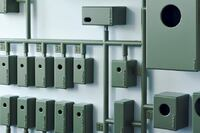 Installations and Exhibits