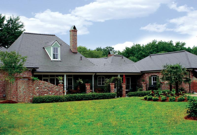 Residential Metal Roofing Share Jumps To 14 Builder