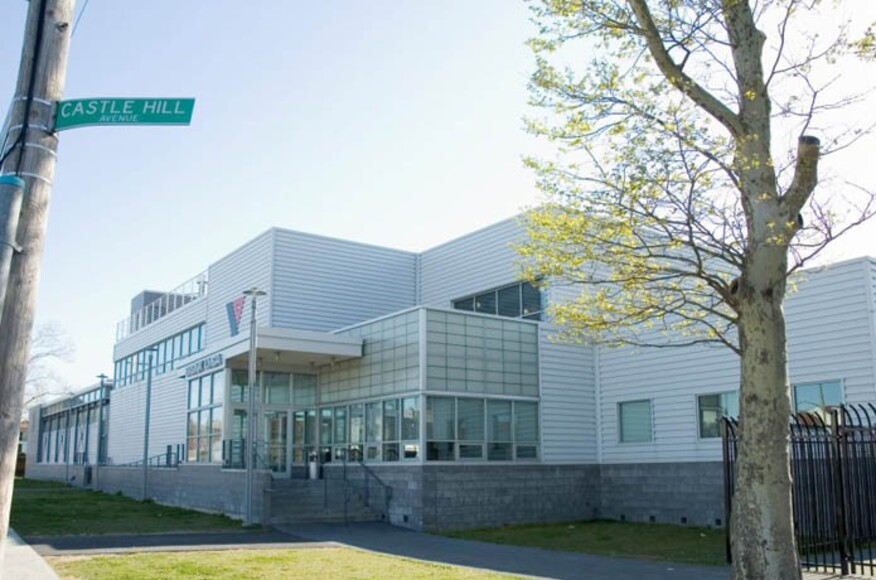Bronx Ymca Aquatic Fitness Center Architect Magazine Blair Mui Dowd Architects Bronx
