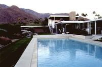 Late Architectural Photographer Julius Shulman is Remembered on Canvas
