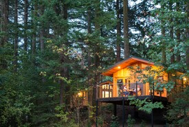 The Tree Houses of Skamania Lodge