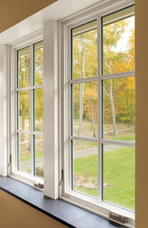 Easy Upgrade  Apartment owners can easily update their property and increase the energy efficiency of individual units with Marvin's Ultimate Replacement Casement Window.