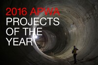 2016 Public Works Projects of the Year