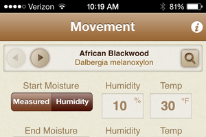 Useful Apps: Woodshop Widget