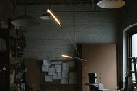 The 'Otto' Light Collection Floats