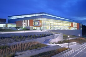 Towson Center Renovation and Expansion