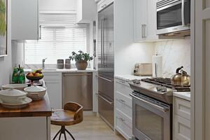 A Kitchen Redo Takes a Memo From Its Past