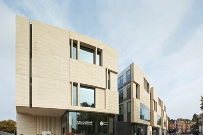 University of Greenwich, Stockwell Street Building