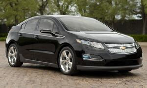 With its scheduled release in late 2010, the Chevy Volt is expected to be the first mass-produced all-electric vehicle in the U.S.