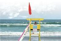 Lifeguard Firing Sparks Ellis Apology, Surprise Announcement