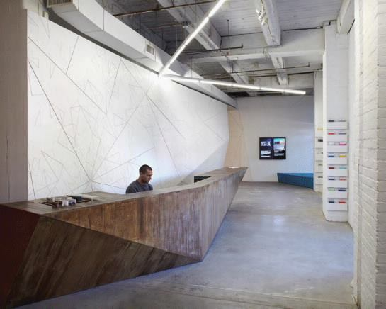 Bemis InfoShop, Omaha, Neb., by Min | Day