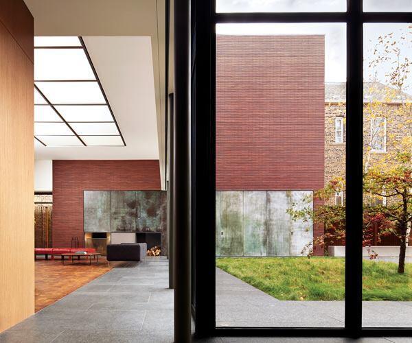 Wood House, designed by Brininstool + Lynch.