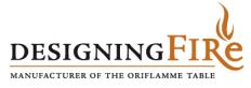 Designing Fire Logo