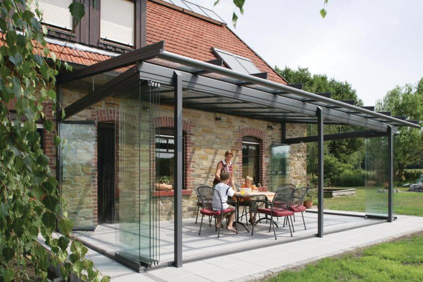 Glass Houses: NanaWall Systems NanaGlass SL25
