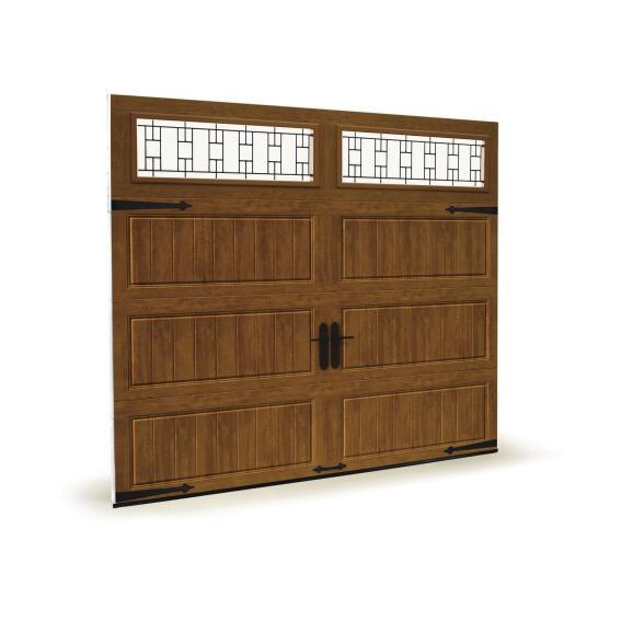 Clopay Ultra-Grain Finish for Steel Garage Doors