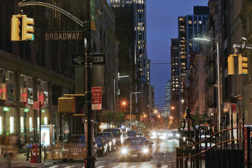 After a decade in the making, the NYC streetlight is scheduled to be phased in throughout the city by 2017, according to a plan announced by former Mayor Michael R. Bloomberg in 2013.