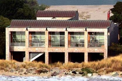 Stinson Beach, Calif., Residence