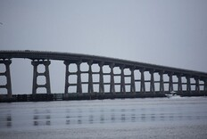 Bonner Bridge, Outer Banks Lifeline, Is Back on Track