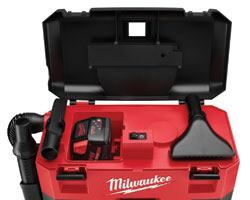 First Test: Milwaukee Cordless Vacuums