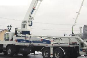 CIFA USA Inc. ZLJ 40X-4Z 40-m. Boom Pump