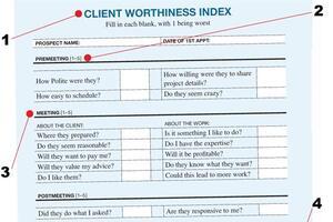 Determining Client Suitability