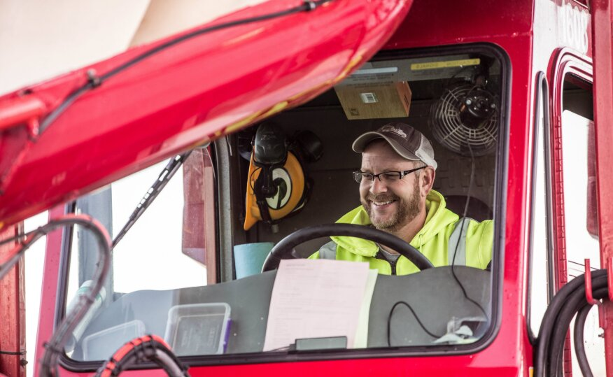 To attract new drivers, producers are offering more pay, increased 401k contributions, and paid training for obtaining CDL licenses.