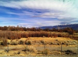 The Bishop Paiute Tribe plans to develop 30 homes in Inyo County, Calif. Photo: Bowen National Research
