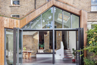 Extension to London Victorian Brings in All the Sunlight