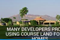 Golf Courses No Longer Scoring Well with Phoenix-area Homebuyers