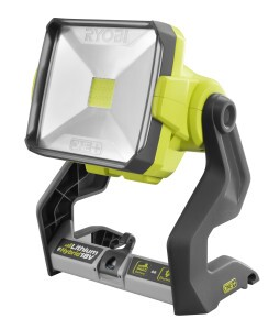 Ryobi P720 hybrid LED work light