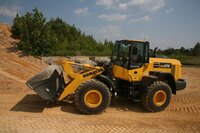 Use Komatsu America loader in any Application