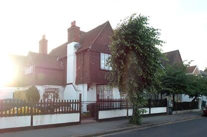 Grade II Listed Richard Norman Shaw Property