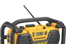 Product Watch: DeWalt DC012 Job-Site Charger And AM/FM Radio