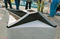 Artistry in Decorative Concrete 2012: Justin Burd