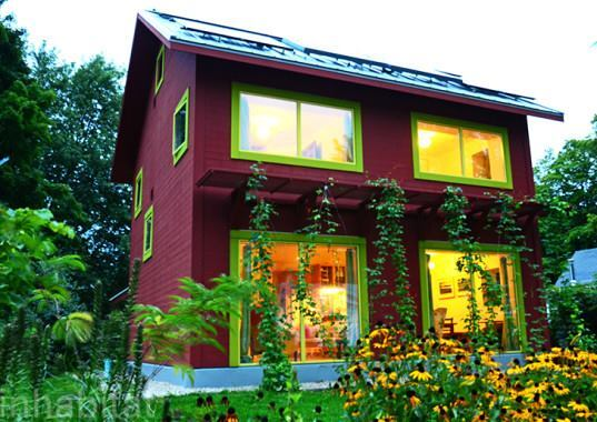 Passive House Beats Wisconsin Winters Ecobuilding Pulse