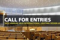 EXTENDED! Call for Entries: IALD International Lighting Design Awards