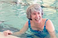 Study Shows Swimming Improves Vascular Function