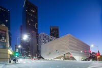The Broad Opens to the Public