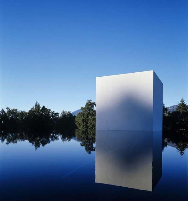 "James Turrell, ""Stone Sky,"" 2007."