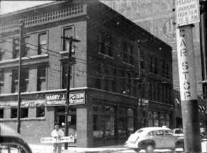 Harry J. Epstein Co. 1940.