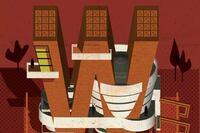 Federico Babina Creates Architecture ABC's Illustrations