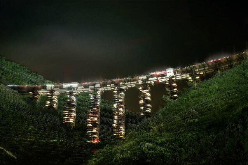 Architects Reimagine Italian Bridge into Apartments