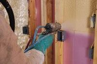 Spray In-Place Insulation